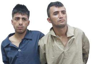 تصویر دو جوان که به 5 زن در پایتخت تجاوز کردند