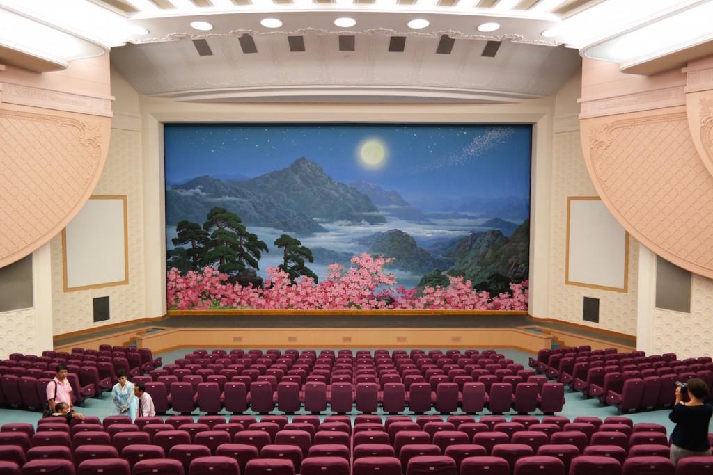 پایتخت رنگارنگ کره شمالی از لنز دوربین منتقد معماری روزنامه گاردین+ تصاویر
