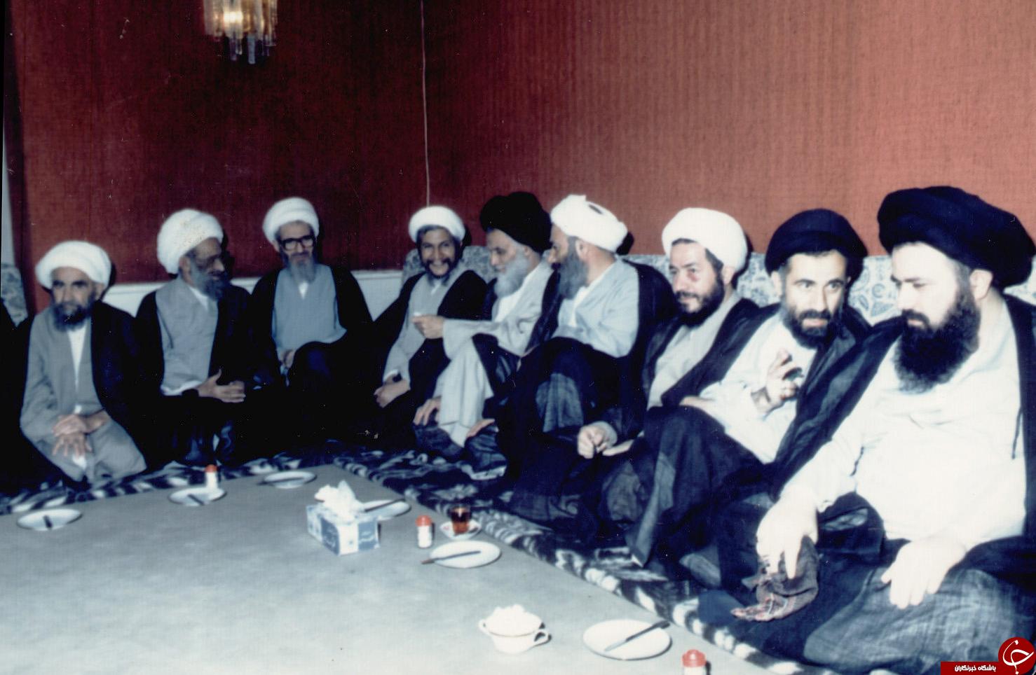 نخستین نشست مجلس خبرگان رهبری + عکس