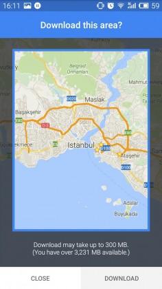 چگونه نقشه آفلاین را به گوگل مپس «Google Maps» اضافه کنیم؟