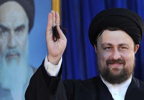 سید حسن خمینی مجلس خبرگان رهبری ثبت نام کرد
