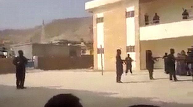 فیلمی ناراحت کننده از صحنه ربودن زنان ایزدی به وسیله داعش + تصاویر