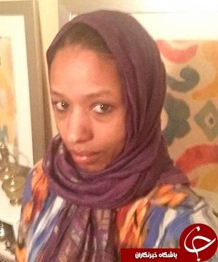 استاد مسیحی امریکا به دلیل حجاب اخراج شد + عکس