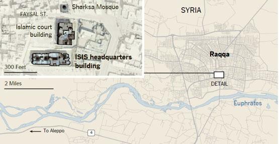 گزارش نیویورکتایمز: علت مصون ماندن پایگاههای داعش از حملات موشکی آمریکا چیست؟