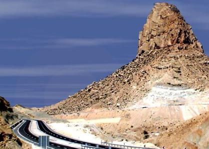 کوهی عجیب در ایران با خاصیت درمان ایدز!