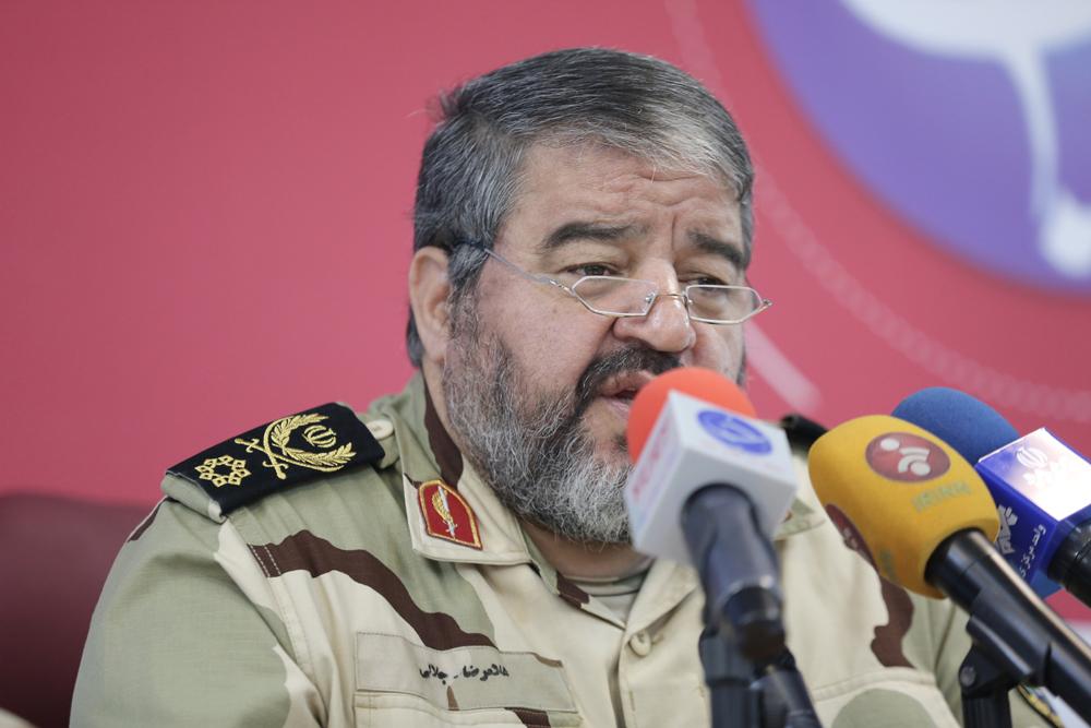 سردارجلالی:پدافند غیر عامل مصون کننده منافع ملی است
