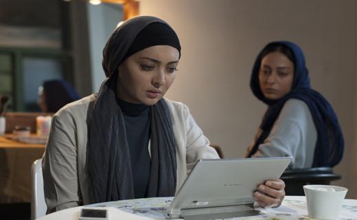 "title:""فیلم ""ربوده شده"" از بیژن میرباقری با بازی نیکی کریمی-http://anamnews.com/"" alt:"" نیکی کریمی در نمایی از فیلم ربوده شده """