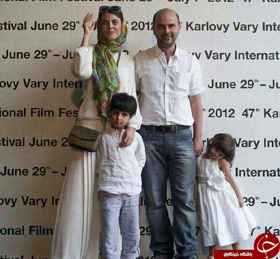 خمسه، ارجمند، بازغی، حاتمی با خانواده +تصاویر