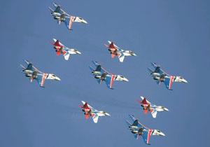 جنگنده های سوخوی روسی / درس زبان روسی به شورای امنیت
