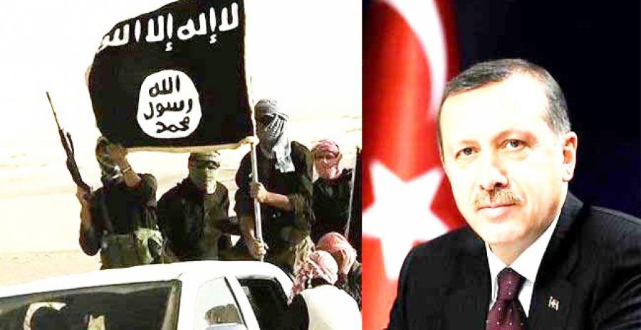 اردوغان و سیاست نوعثمانیگری که در پیش گرفته است.