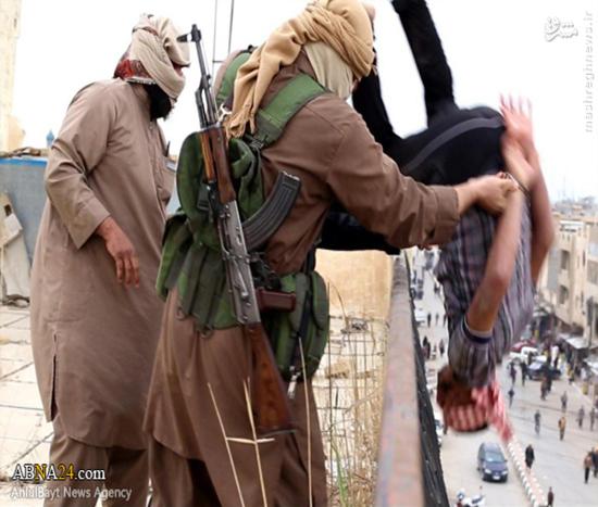 اعدام فجیع دو جوان عراقی به دست داعش+عکس