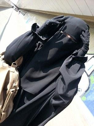 اعدام نوعروس داعشی به شیوه ای عجیب+ تصاویر