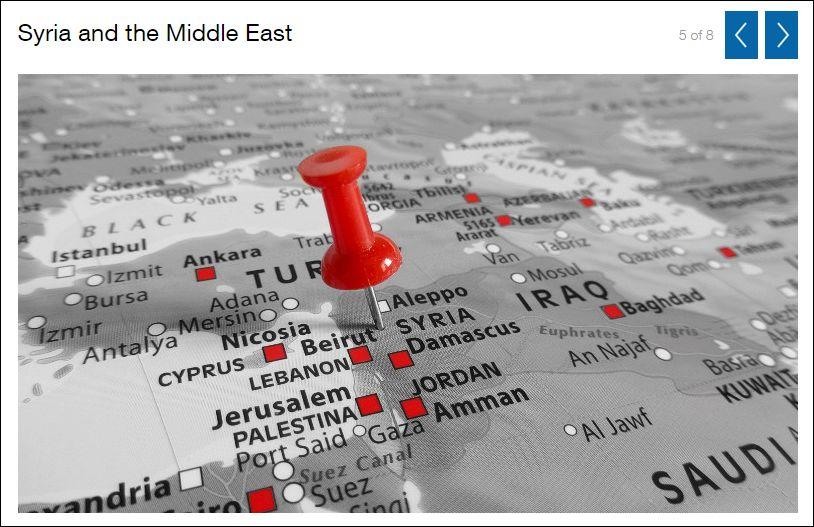 شبکه سیانان هم اسرائیل را از نقشه حذف کرد + سند