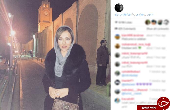 اخبار داغ اینستاگرام افراد مشهور هفته دوم آذر 94-سری 1