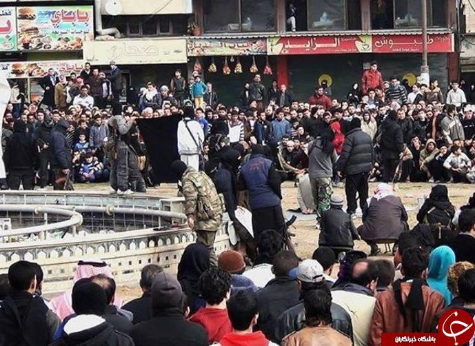 شهر آبی رنگ در مراکش / تصویری از مکه در 128سال پیش / بریدن گوش داعشی ها / کامپیوتر 18 هزار تومانی / تمرین سخت زنان ارتش هنگام صرف ناهار