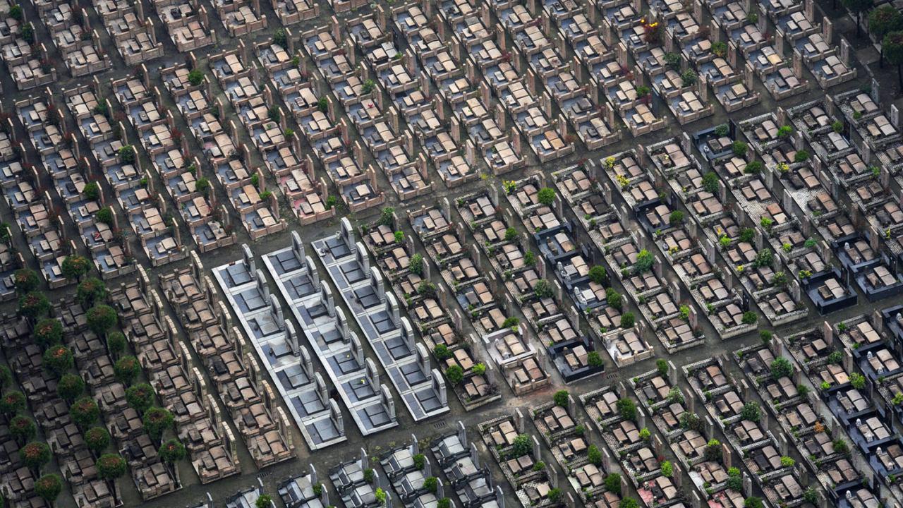 تصاویر هوایی جذاب  از  چین!