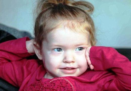 دختر 4ساله ای با 3قلب تعویضی+ عکس