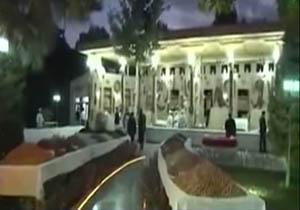 ماجرای ضیافت شاهانه دوشنبه در تهران + فیلم