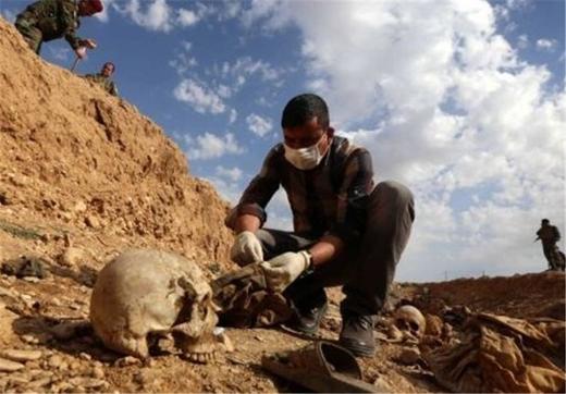 کشف جنایتی دیگر از داعش