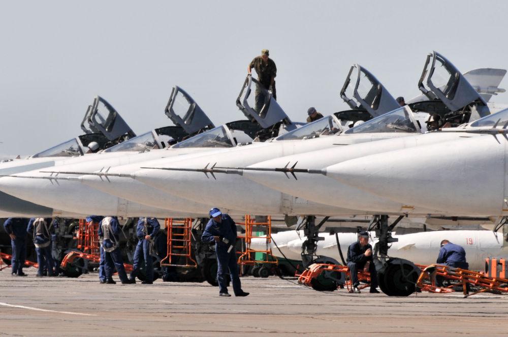 سلاح های هولناک و فوق پیشرفته روسیه برای محو عناصر داعش+ تصاویر