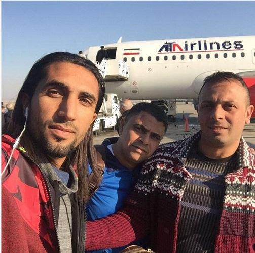 آقای حاشیه تهران را ترک کرد