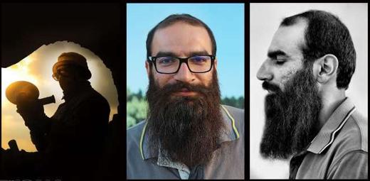 ریش های عجیب و غریبی که به تازگی مد شده اند+تصاویر