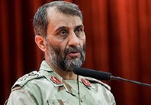 فرمانده مرزبانی ناجا: تردد زائران اربعین حسینی بدون ویزا