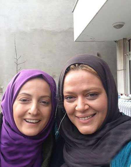 چالش عکس بدون آرایش بازیگران زن ایرانی + تصاویر
