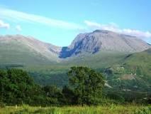 بلندترین کوه بریتانیا باز هم قد کشید+تصاویر