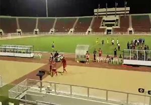 نتیجه خلاصه بازی و گلها و حواشی بازی پرسپولیس السیب عمان