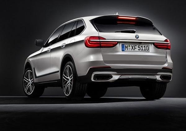 BMW X5 در سال 2019 + عکس