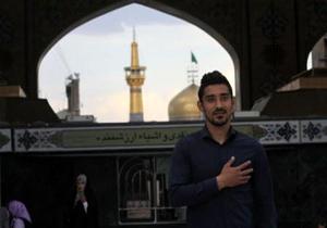 دانلود فیلم مراسم عقد رضا قوچان نژاد در حرم امام رضا(ع)