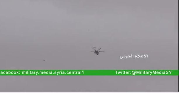 تانک پرنده روسیه؛ قاتل تروریستهای داعش در نبرد آزادسازی تدمر