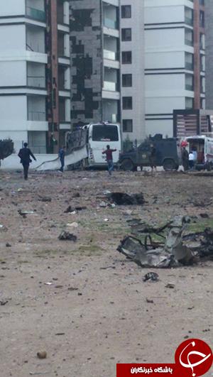 انفجار در شهر
