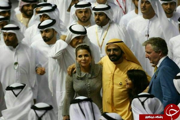 همسر حاکم دبی با تیپ متفاوت/طرح جالب یک روزنامه قبل از الکلاسیکو/علیرضا حقیقی و غذای متفاوتش