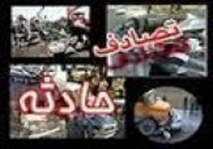 6 کشته و مجروح در حادثه رانندگی بجنورد