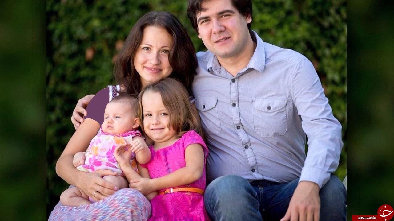 مادر روانی دو فرزند دو فرزند خردسالش را تکه تکه کرد+عکس