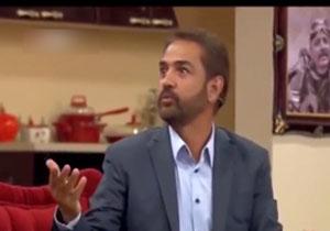 گفتگوی مهران مدیری با فیروز کریمی در برنامه دورهمی