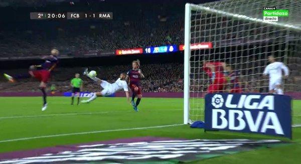 دوئل مسی و رونالدو را رئال برد/بارسا در نیوکمپ مادرید را به جام برگرداند