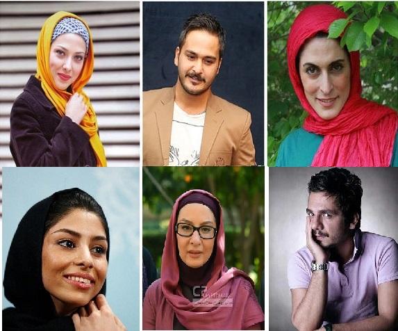 حضور عباس غزالی در سریال