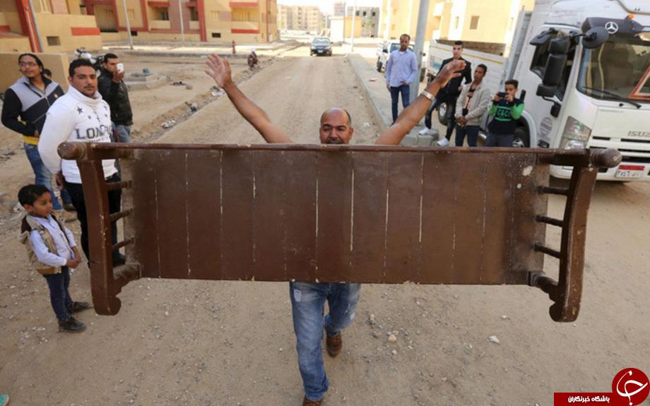 عکس مصر شعبده بازی انسان عجیب اخبار مصر