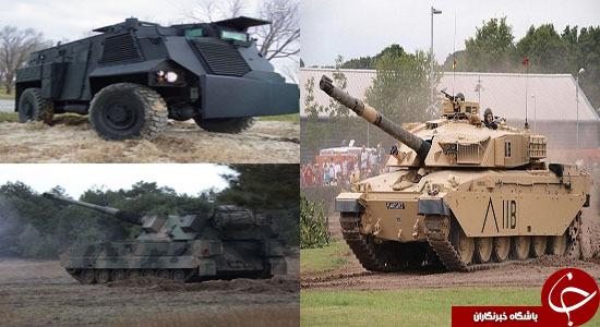 با قدرتهای نظامی برتر دنیا بیشتر آشنا شویم + جزئیات