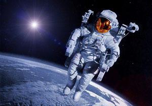 نتیجه تصویری برای سفر به فضا