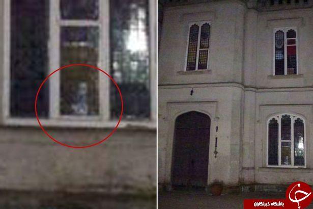 ثبت تصاویر ارواح کودکان در یک عمارت 300 ساله +تصاویر