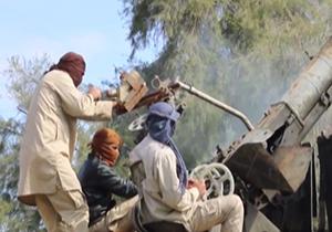نمایش سرنگونی هواپیمای عراقی در ویدئوی جدید داعش