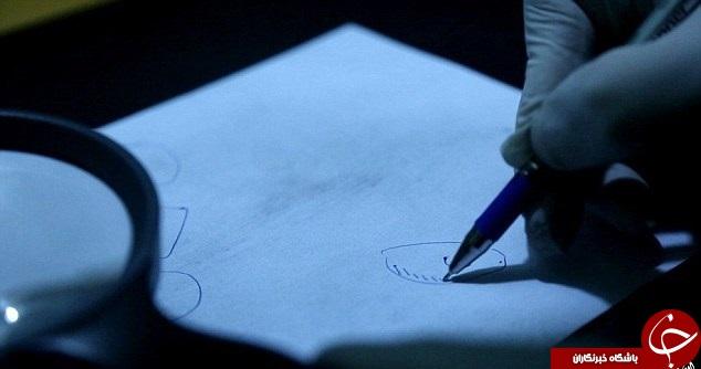 راه اندازی بخش هولناک جرم شناسی داعش مجهز به انگشت نگاری+ تصاویر