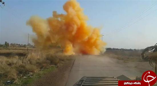 """4352575 572 چرا داعش خود خوانده در عراق و همچنین سوریه از """"گاز خردل"""" بهره بری و استفاده میکند؟/ماجرای حمایت """"خانم وزیر"""" از تروریستها + تصاویر"""