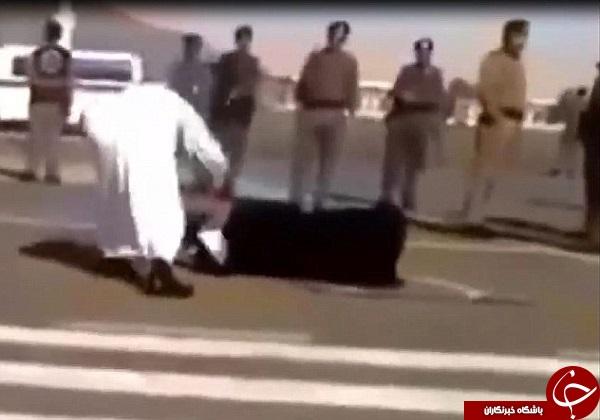 زنان سعودی که بدون سر آویزان شدند/ آیا این پادشاهی وحشیانه است؟! +تصاویر (+18)