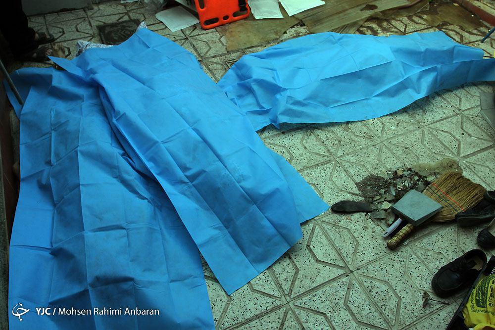 انفجار مرگبار منزل مسکونی در بلوار بهمن مشهد+تصاویر