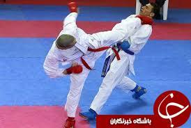 4355009 730 آغاز پنجمین مرحله لیگ جهانی کاراته